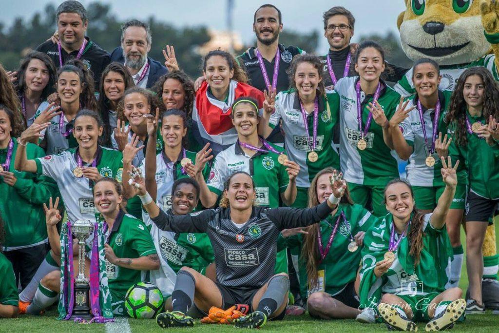 726ab965b Tour of Portugal – kobieca piłka w Portugalii. - Polska Piłka Kobiet