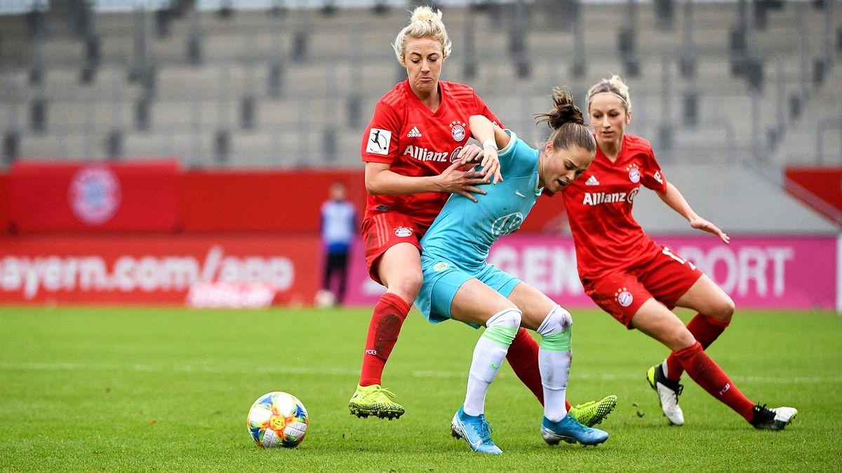 Vfl Gegen Bayern 2021